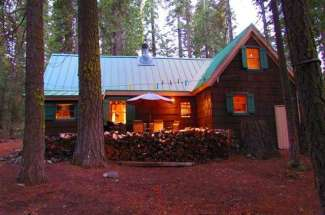 Tahoe Pines Cabin on the Creek