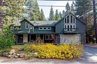 Tahoe Pines Westshore luxury cabin