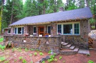 Historic Tahoe Stone House